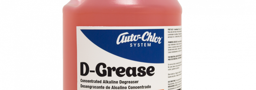 degreaser, restaurant supply, auto-chlor