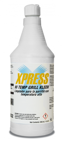 grill cleaner, ready to use, auto-chlor, dishmachines, restaurant supply