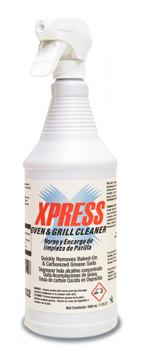 oven cleaner, grill cleaner, auto-chlor, dishmachines, ready to use, restaurant supply