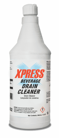 beverage drain cleaner, tap cleaner, bar cleaner, auto-chlor, dishmachines